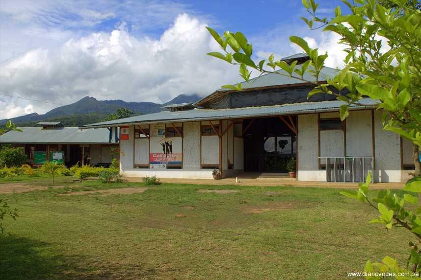 Municipalidad quiere recuperar local de la casa de la for Convenio colectivo oficinas y despachos sevilla